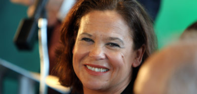 Mary Lou McDonald sarà la nuova leader del Sinn Féin, il partito indipendentista di sinistra irlandese
