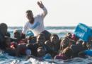 Ieri c'è stato un altro naufragio al largo della Libia: ci sono due morti e una ventina di dispersi