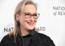 """Meryl Streep reciterà nella seconda stagione di """"Big Little Lies"""", la serie di HBO"""