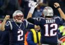 I New England Patriots e i Philadelphia Eagles giocheranno il Super Bowl, la finale del campionato di football statunitense