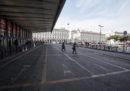 Un treno è uscito dai binari alla stazione Termini di Roma causando ritardi su alcune tratte locali