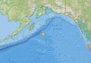 C'è stato un terremoto di magnitudo 7.9 nel Golfo dell'Alaska, è stata diffusa un'allerta tsunami