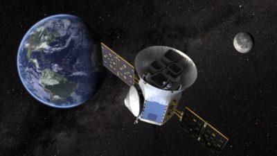 La NASA ha lanciato in orbita il nuovo telescopio TESS per la ricerca degli esopianeti