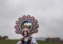 C'è un cantone svizzero che festeggia il Capodanno in ritardo, con buffe maschere