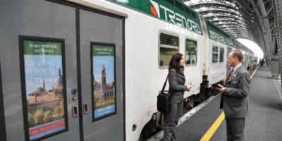 I treni e le tratte ferroviarie cancellate dopo il deragliamento del treno fuori Milano