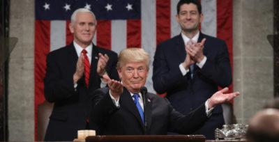 Il discorso normale di Trump