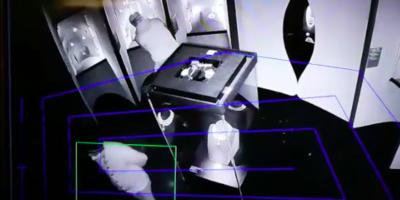 Il video del furto di gioielli a Palazzo Ducale a Venezia