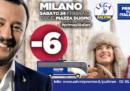 """Nei manifesti """"Prima gli italiani"""" non ci sono italiani"""