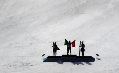 Cos successo mercoled alle olimpiadi invernali in foto for Xxiii giochi olimpici invernali di pyeongchang medaglie per paese