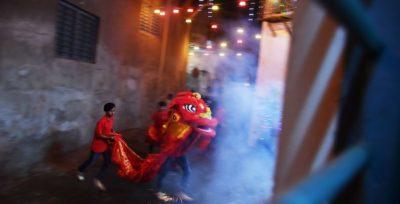 Le foto del capodanno cinese