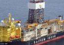 La Turchia sta ancora bloccando una nave dell'Eni nelle acque intorno a Cipro