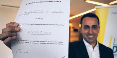 """Il M5S può ritirare o no le candidature degli """"impresentabili""""?"""
