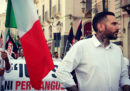 Massimo Ursino, dirigente di Forza Nuova in Sicilia, è stato aggredito e picchiato a Palermo