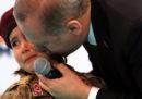 Erdoğan ha augurato a una bambina di diventare una martire