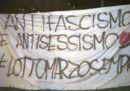 Solo uno stupratore, solo un fascista