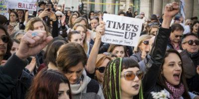 Gli ultimi dati sulle molestie in Italia