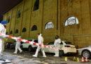 Ieri un poliziotto è morto in un'esplosione avvenuta in una caserma di Firenze
