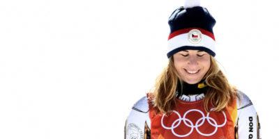 Ester Ledecka, l'atleta del giorno alle Olimpiadi invernali
