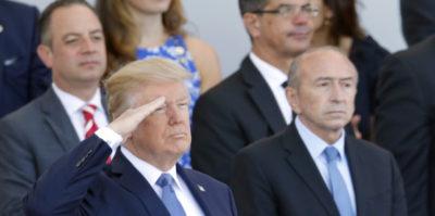 Trump vuole organizzare una parata militare