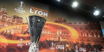 Il risultato dei sorteggi degli ottavi di Europa League