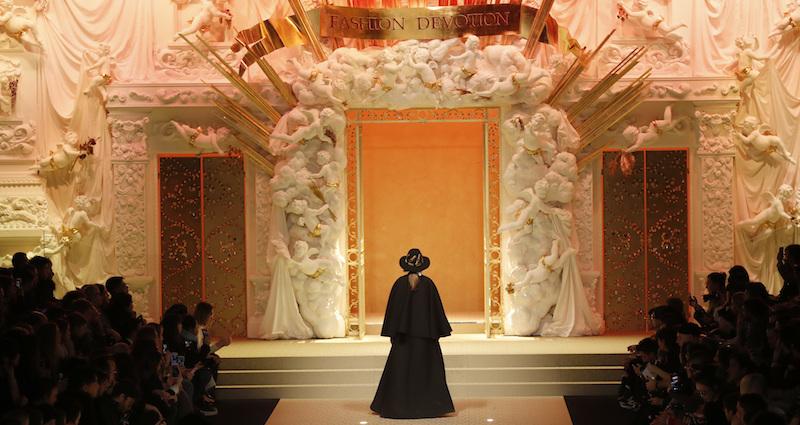 Le foto pi belle della settimana della moda di milano for Settimana della moda milano 2018