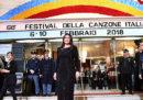 I video di Laura Pausini al Festival di Sanremo 2018