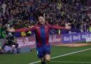I primi 15 minuti di Pazzini nella Liga non sono andati male