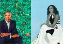 Questi sono i ritratti ufficiali di Barack e Michelle Obama