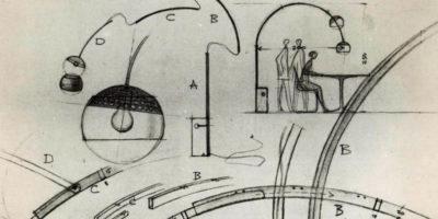 Achille Castiglioni e la lampada Arco