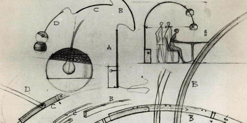 Achille Castiglioni e la lampada Arco - Il Post