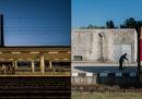 L'Europa ricca e povera, fotografata in due città