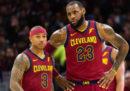 L'incredibile operazione di mercato dei Cleveland Cavaliers