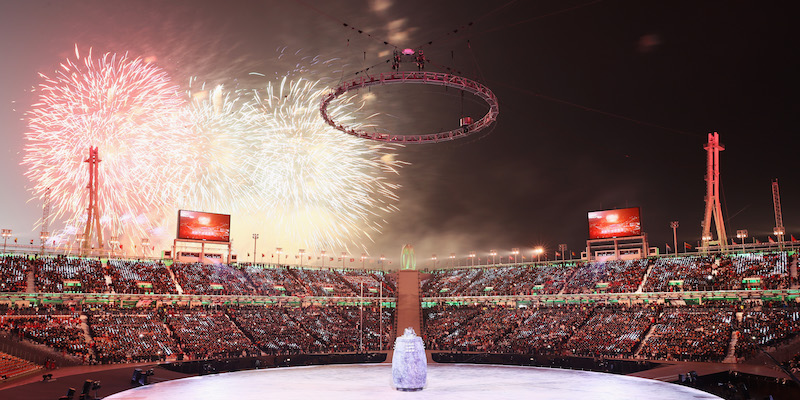 Pyeongchang 2018, al via i giochi olimpici invernali