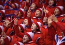 La vita delle cheerleader nordcoreane