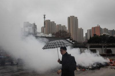 Wuhan, Hubei, Cina