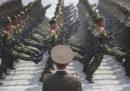 C'è stata una parata militare non prevista in Corea del Nord