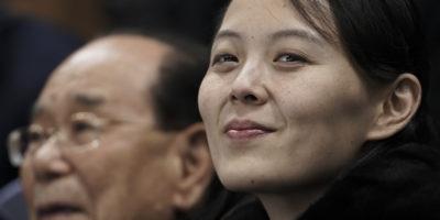 Perché tutti guardano Kim Yo-jong