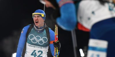 La prima medaglia italiana delle Olimpiadi invernali