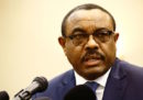 Il primo ministro dell'Etiopia, Hailemariam Desalegn, ha annunciato inaspettatamente le sue dimissioni