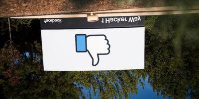 """Facebook sta testando un """"Non mi piace"""" per i commenti"""