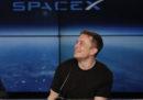 L'azienda aerospaziale SpaceX taglierà il 10 per cento del suo personale