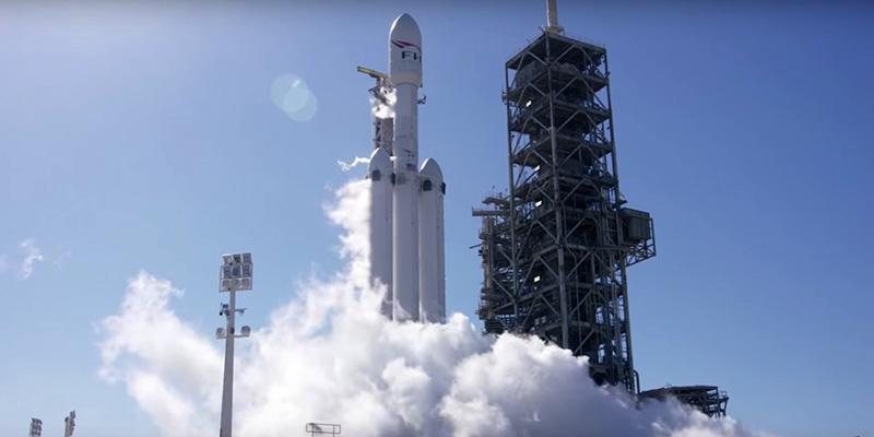 È il giorno del Falcon Heavy - Il Post