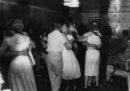 Impacciati balli adolescenziali