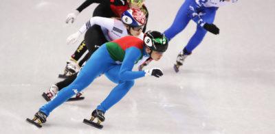 Arianna Fontana ha vinto la medaglia d'oro a Pyeongchang