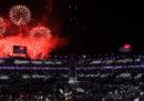 La fine delle Olimpiadi invernali, in foto