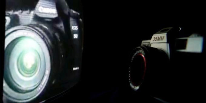 Storia di una macchina fotografica analogica