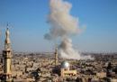 Decine di persone sono state uccise a Ghouta orientale, in Siria