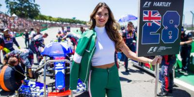 """Il dibattito sulle """"grid girls"""" della Formula 1"""