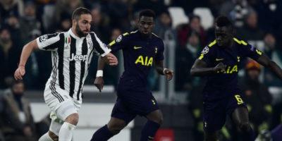 Juventus-Tottenham è finita 2-2