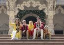 Le foto di Justin Trudeau e famiglia in India